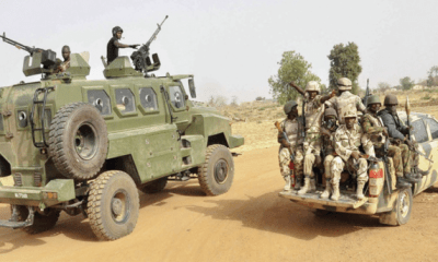 847 soldiers killed by Boko Haram, buried in Borno cemetery –Ndume