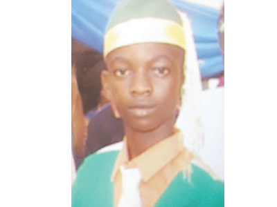 Arrest my son's killers, mother begs Lagos CP - New Telegraph Newspaper