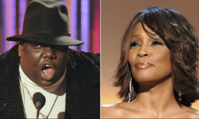 Whitney Houston, Notorious B.I.G get nomination for Rock & Roll Hall of Fame