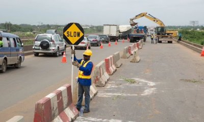 Berger to divert another section of Lagos-Ibadan Expressway Monday