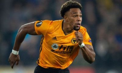Wolves' Adama Traore forced to withdraw from Spain squad