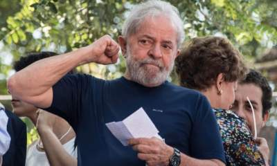 New court ruling may free former Brazil president, Lula, from jail