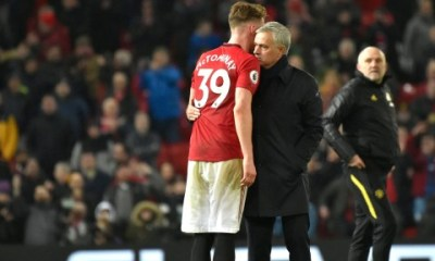 EPL: 'Dominant' McTominay helped United secure victory – Mourinho