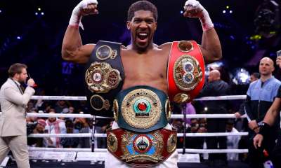 Buhari salutes Joshua over Ruiz Jr. victory