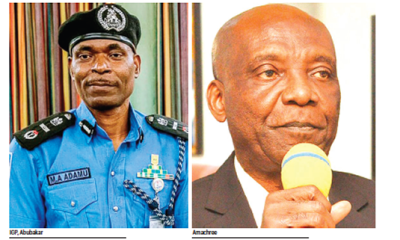 Weapon proliferation huge threat to democracy, say security experts