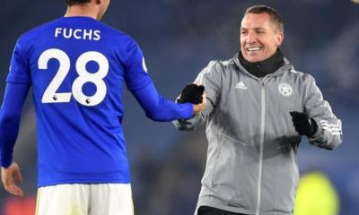 Rodgers signs new Leicester deal to 2025