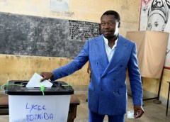 Togo's Gnassingbe wins re-election in landslide – Preliminary results