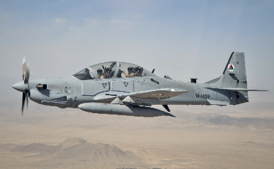NAF to induct A-29 Super Tucano aircraft