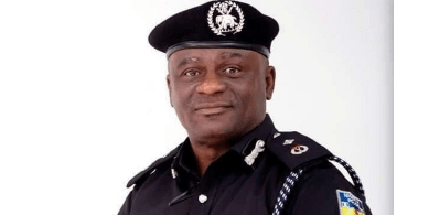 Deputy Commissioner of Police Tunji Disu