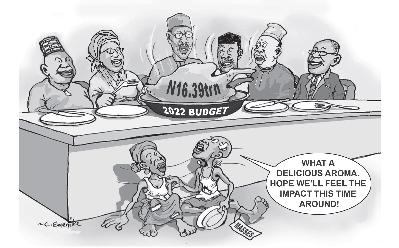 2022 Budget: Matters arising