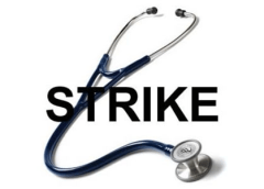 Ogun striking doctors are irresponsible, says gov