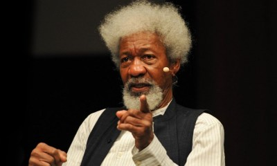 Nigeria Not A Total Disaster - Soyinka