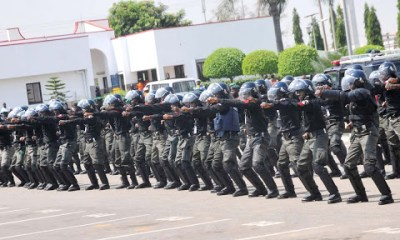 Police Finalise Recruitment Of 10,000 Constables