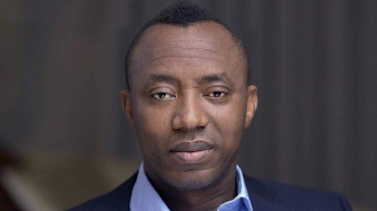 Omoyele Sowore: A President, A Prisoner, And A Promise