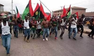 IPOB Orders Shutdown Of South-east, Bans Church, Banking Services
