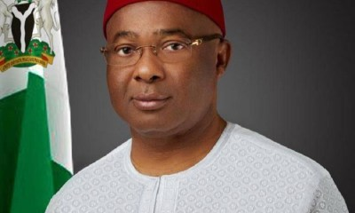 Supreme Court To Fix Date For PDP's Suit Seeking Uzodinma's Sacking