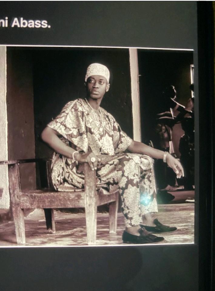 "Mathematical 7 Goes on Stage: Segun Odegbami, Abeokuta, and the Making of ""Ayinla"" by Tunde Kelani"