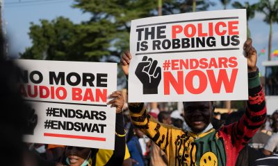 CDHR , #ENDSARS Group Disown Call For #ENDSARS Protest Against Alleged Police Extortion In Delta State