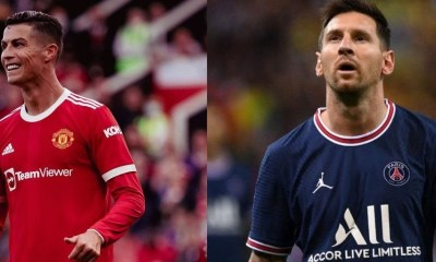 Ronaldo Tops Messi As Forbes Names Highest Earners In Football
