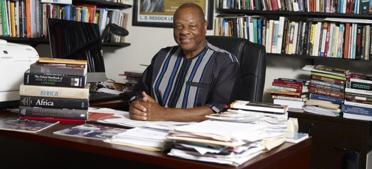 Molefi Asante's Africa: The Ideology To Understand The Past