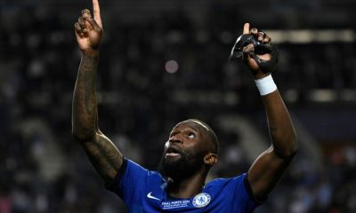 Rudiger Speaks On Rumours Linking Him With Move From Chelsea