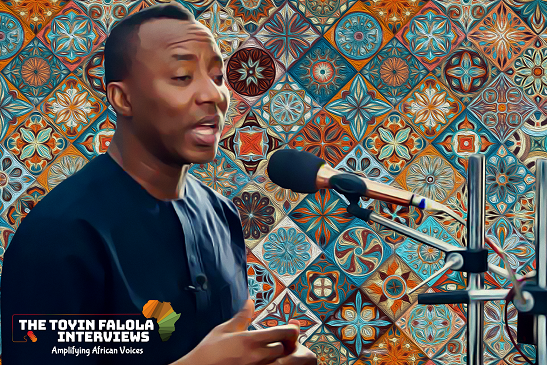 Sowore and RevolutionNow: Seventy Thousand Years of Inheritance