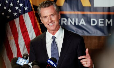 Voters' Bid To Recall Californian Governor Over COVID-19 Fails