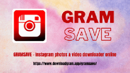 How to download Instagram photos and videos using GramSave?
