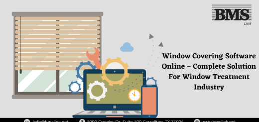 Window Covering Software Online – Complete Solution For Window Treatment Industry