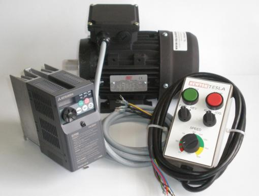 1/4hp Inverter & Motor package