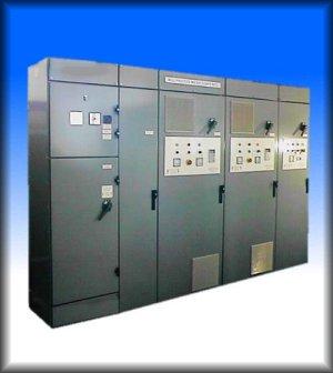 Bespoke motor control centre (MCC)