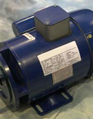 0.25kW  240V Single Phase, 4-pole, Totally-Enclosed-Fan-Cooled, 1450rpm