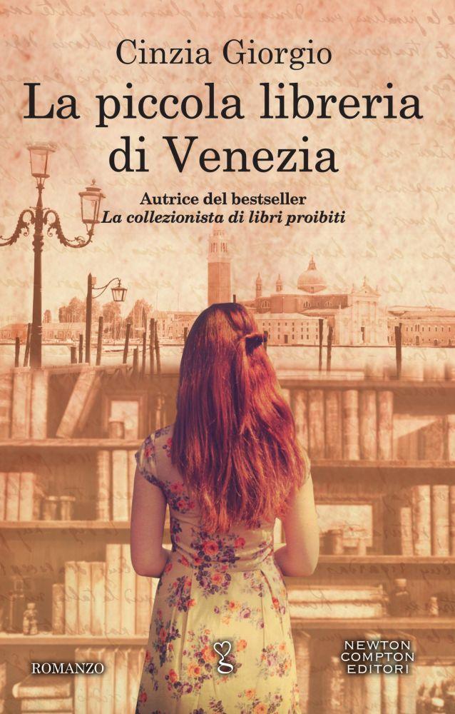La piccola libreria di Venezia Book Cover