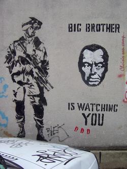 Stencils en Paris - foto: Germán de Souza