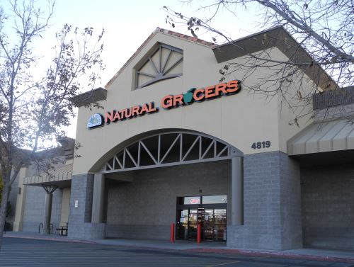 Natural Grocers store in Reno, Nevada
