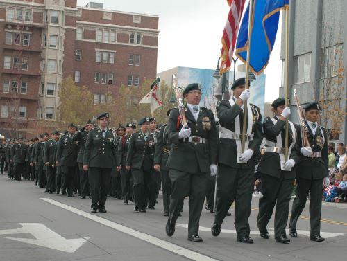 Reno Veterans Day Parade, Nevada, NV