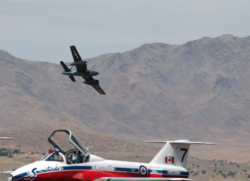 Reno National Championship Air Races and Air Show, Reno, Nevada, NV