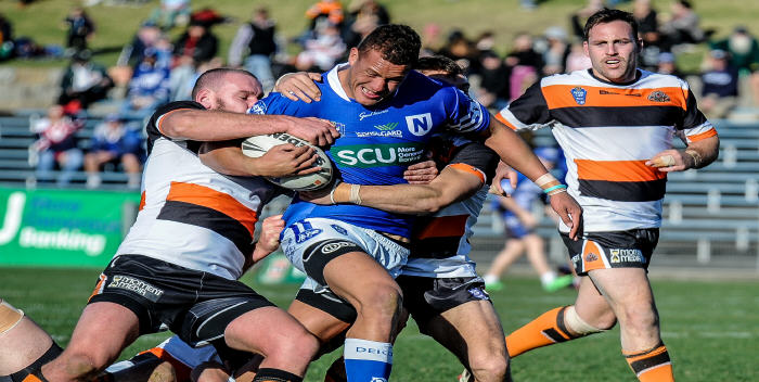 The Newtown Jets now have a bye in Round 22 of the NSW Cup next weekend, and will get ready for their Round 23 match against Manly-Warringah at Brookvale Oval on Saturday, 16th August.