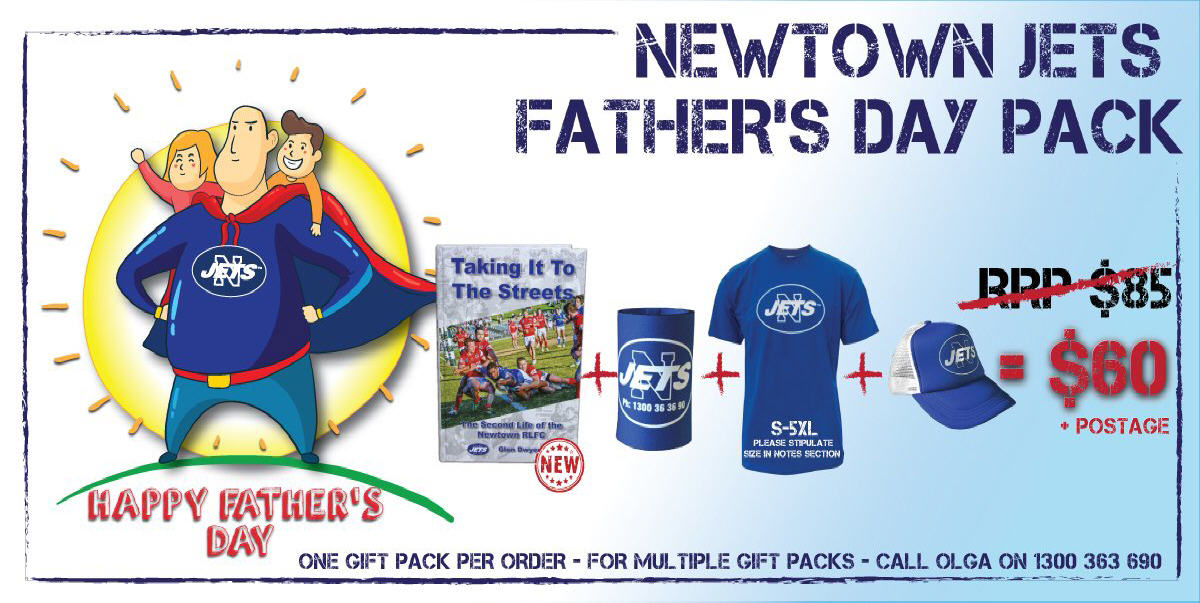 web Father's Day Pack poster, 16th August 2019