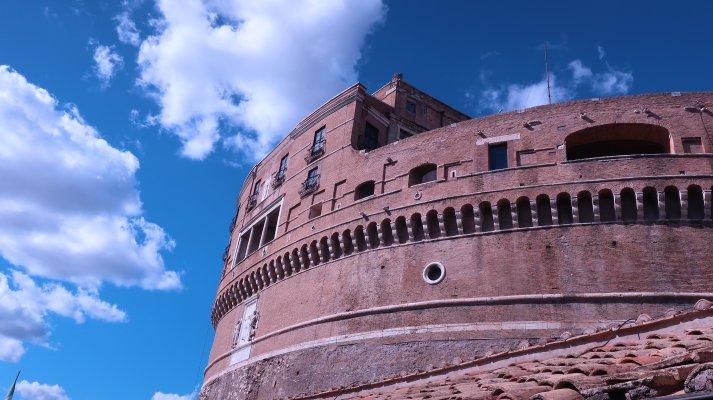 Castel San Angelo, Rome