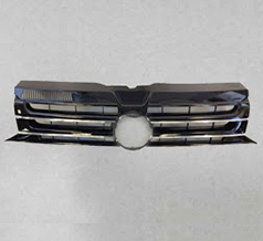 vw t5 front grille 2