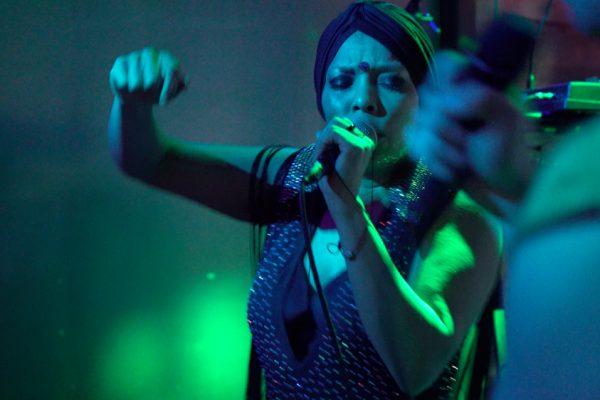 Marla Turner Nublu Live