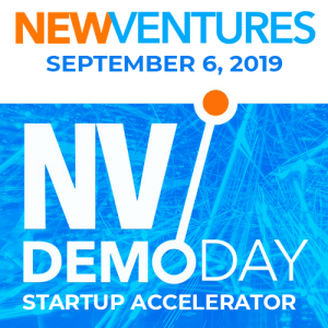 New Ventures Demo Day 2019 logo