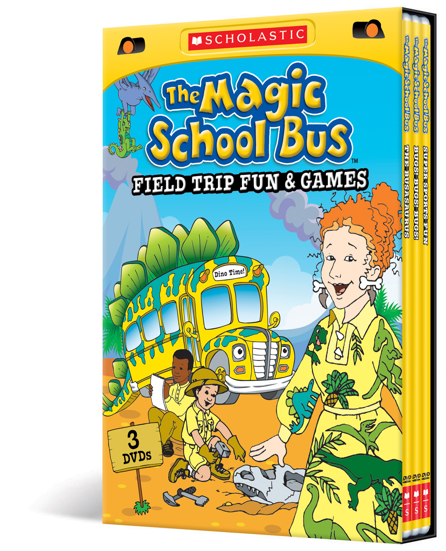 Magic School Bus Animals Ages 6 To 10 Homeschool