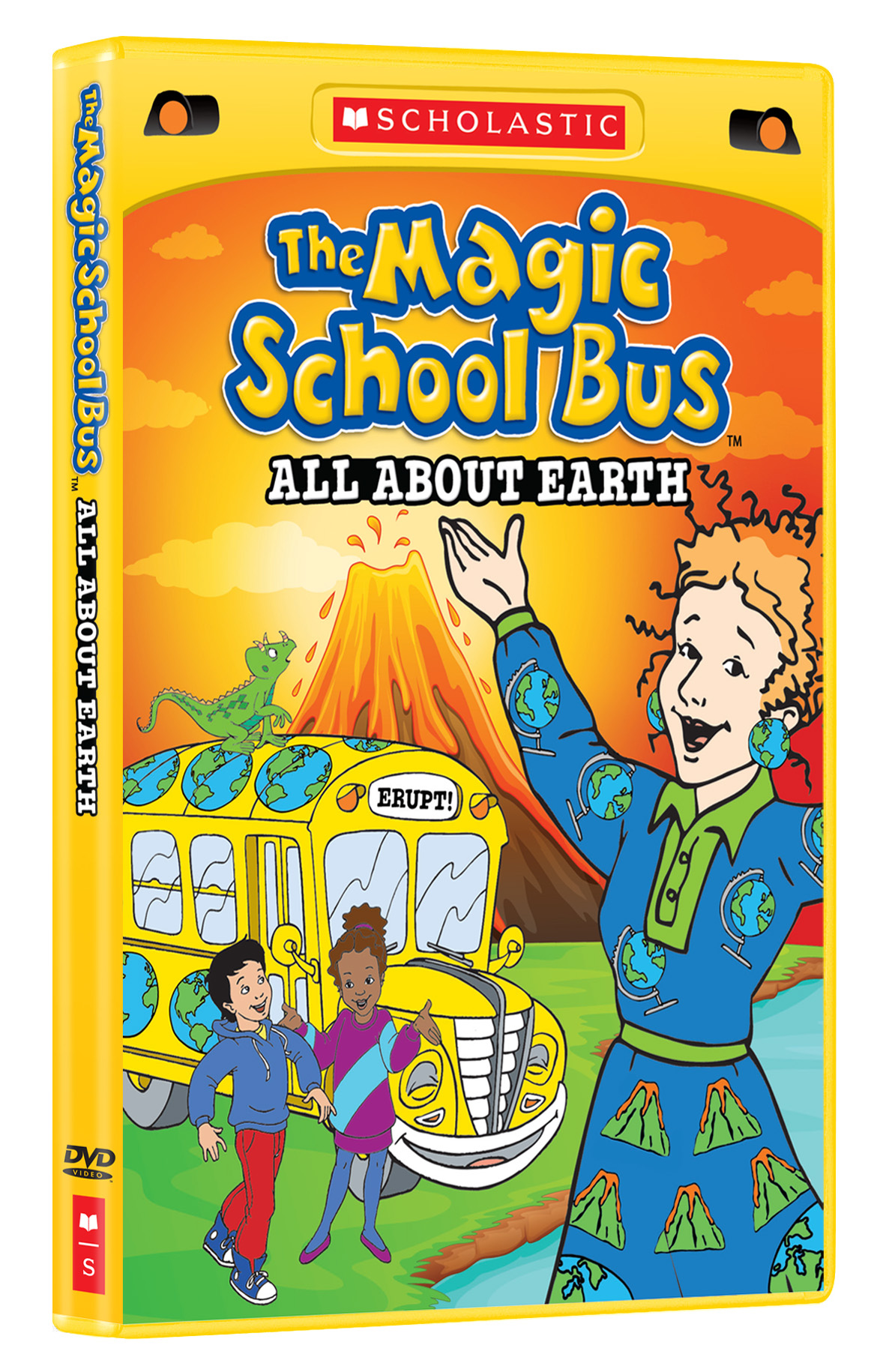 The Magic School Bus All About Earth