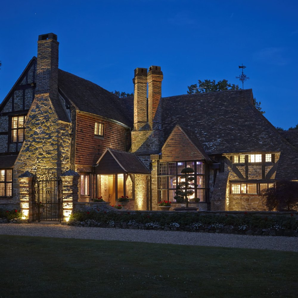 Farm House Lighting Control Surrey