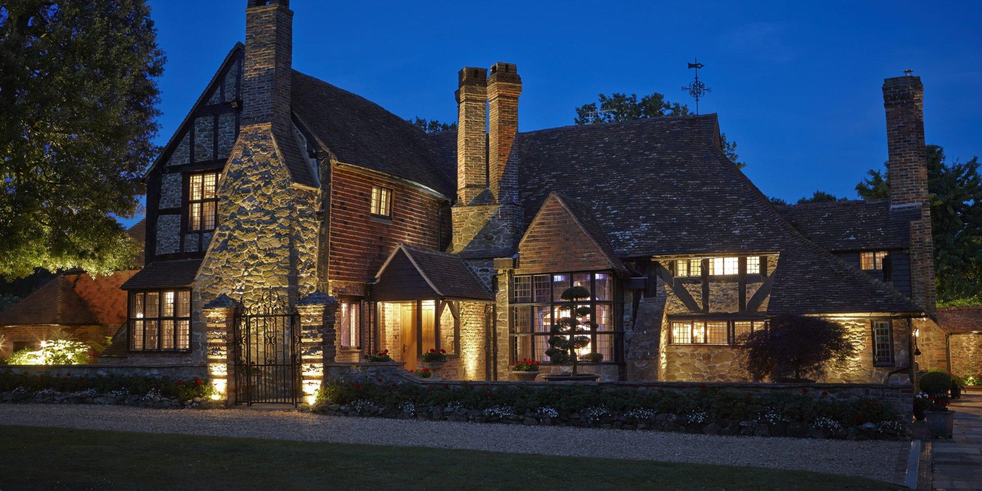 Farm House Lighting Control Surrey