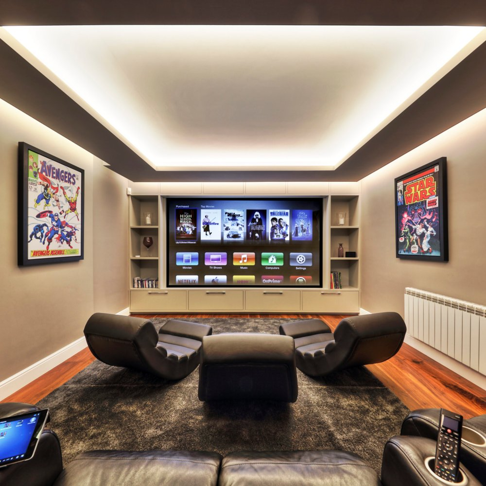 Home Cinema & Media Room Kent