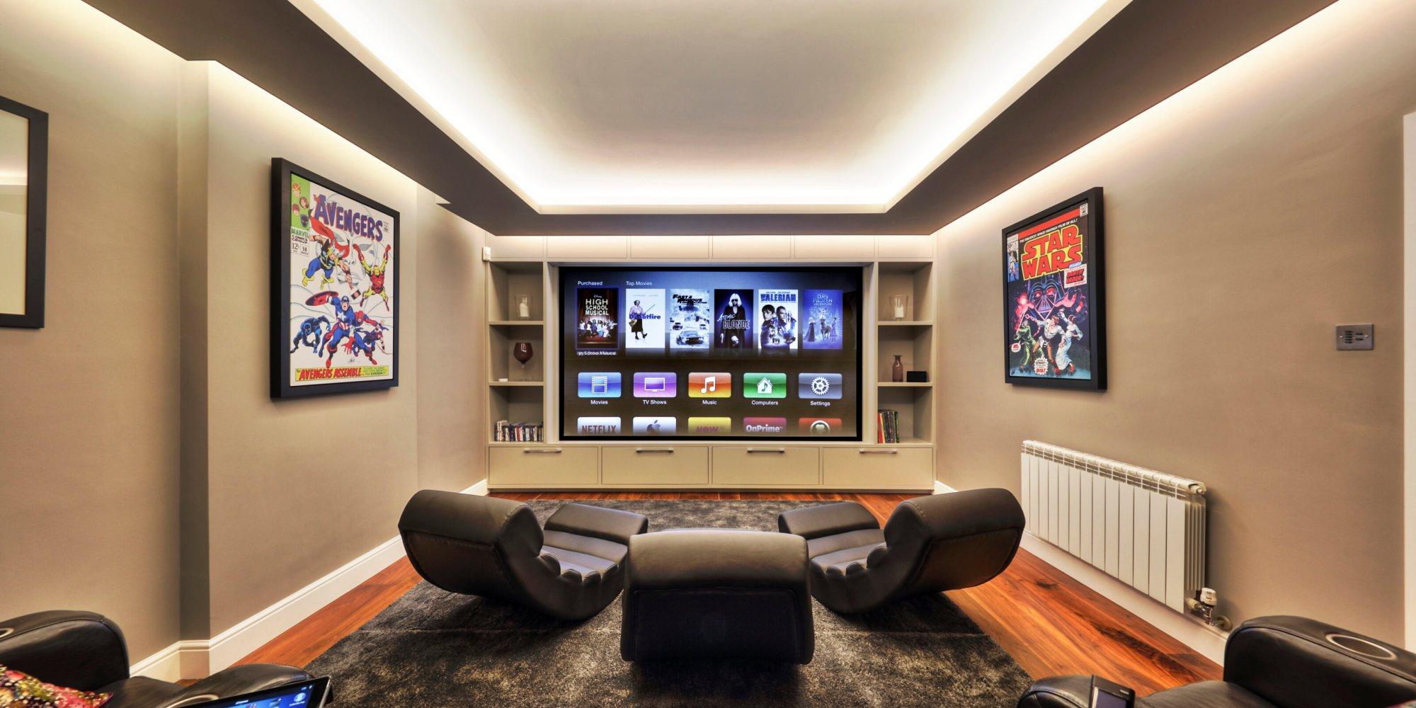 Home Cinema & Media Room Kent