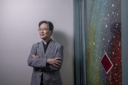 Fr. Sim Jong-hyeok, SJ